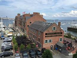 The Charter House Picture Of Chart House Boston Tripadvisor