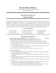 resume - Hospitality Resume Objective Examples