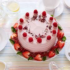 Peggy Porschen Lemon Raspberry Cake The Sophie Conran Blog
