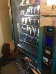 Should Schools Have Vending Machines Amazing New Vending Machines Offer Students Choices Beyond Cafeteria