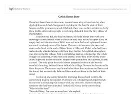 horror story essay scary story essay college essays application horror story essay