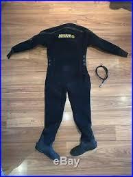 Poseidon Jetsuit Technical Neoprene Scuba Diving Drysuit