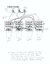 Circuit diagrams clockcircuit led circuit diagram electric wire cable 555 block diagram