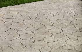 patio floor. Patio Surfaces: Concrete Floor W