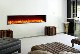 electric fireplace led are electric fireplaces realistic arlo led wall mount electric fireplace