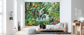 Jungle Populair Fotobehang Photowall