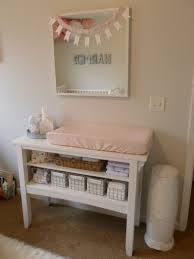 Finding a unique changing table for the nursery
