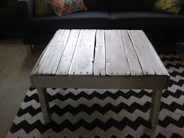 Coffee Tables Out Of Pallets Pallet Coffee Table Fabulously Flawed