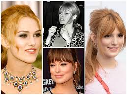 Square Face Shape Hairstyles The Best Ponytail For Your Face Shape Women Hairstyles