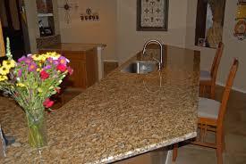 Santa Cecilia Granite Kitchen Santa Cecilia Granite Countertops 2291 Santa Cecilia Orange