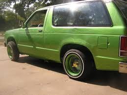 TobyD187 1986 Chevrolet S10 Blazer Specs, Photos, Modification ...