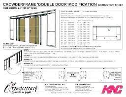 Sizes Of Garage Door Standard Residential Door Size Average