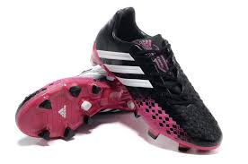 adidas shoes pink and black. adidas predator lz trx xiii football boots fg men black pink shoes and