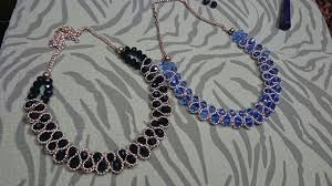 Jewelry Designs Diy Jewelry Designs How To Make A Beading Necklace Tutorial