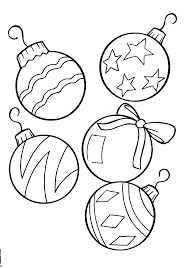 Small Picture Ball Ornaments christmas coloring pages Free Large Images
