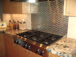 gas stove top cabinet. 88 Most Fabulous Granite Countertops And Copper Backsplash With Cooktop Downdraft Also Lowes Kitchen Tile Behind Stove Cabinet Plus Top Knobs Hood For Gas