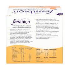 femibion 1 2