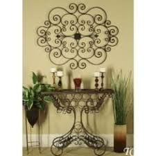 >tuscan iron wall decor love the tuscan decor bathroom tuscan  i m such a huge fan of wrought iron wall decor