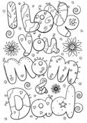 Small Picture Youre a Super Dad coloring page Free Printable Coloring Pages