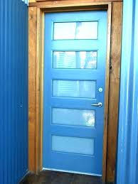 contemporary door frosted glass exterior door cool front with panel on glass panel exterior door w