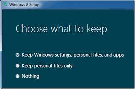 Windows 8 Upgrade Clean Install Possible Ghacks Tech News