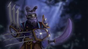 dota 2 riki warriors horns fantasy games
