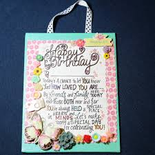happy birthday how loved you are wall decor crystaldollies handmade with love