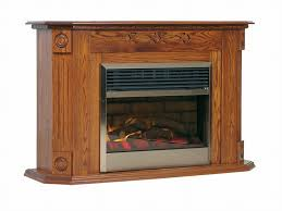 Amish Electric Fireplace With MantelAmish Electric Fireplace