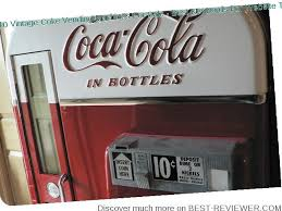 Vintage Coca Cola Vending Machines For Sale Beauteous BEST REVIEW TOP 48 VINTAGE COKE VENDING MACHINES FOR SALE BEST