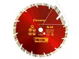 Купить диск отрезной <b>Алмазный диск Champion</b> универсальный ...