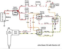 need wiring diagram for a 112 electric lift and pto john 112 electric lift jpg
