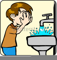 washing face clipart. Interesting Face Download This Image As On Washing Face Clipart I