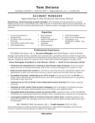 Innovation Design Account Manager Resume Sample Sales For Study