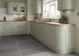 Painting kitchen cabinets  interior sage green grey ...
