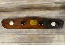 John Deere Coat Rack John Deere Coat Hat Rack Wall Hanger EBay 30