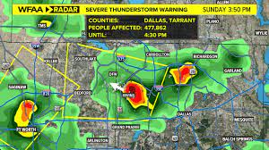 Weather: Severe Thunderstorm Warnings ...