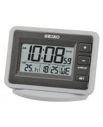 seiko desk alarm clock qhl065n sclk