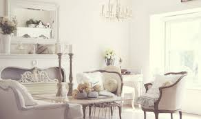 Modern white living room furniture White Interior Living Rooms Classic French Inspired White Themed Living Room With Classic Living Room Furniture And Chandeliers Overstock Living Room Living Rooms Classic French Inspired White Themed