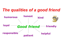 nsec book unit friendship the first period speaking ppt  the qualities of a good friend