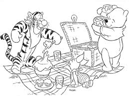 Small Picture Best Picnic Coloring Pages 53 For Free Coloring Kids with Picnic