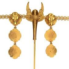 chanel chandelier earrings chanel chandelier earrings