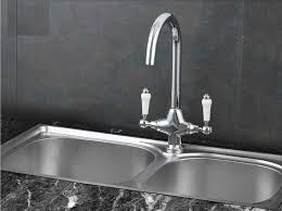 Kitchen Tap Copper Faucet Euro American Classical Kitchen Sink Sink