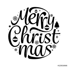 merry christmas text. Wonderful Text Merry Christmas Text Free Hand Design Isolated On White Backgrou With Text E