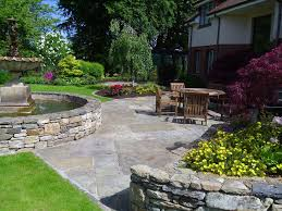 Small Picture Garden Design in Northern Ireland Kevin Cooper Garden Design
