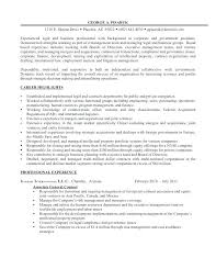 Lawyer Resume Sample Litigation Attorney Resume Commercial Law ...