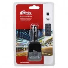 Отзывы о <b>FM</b>-<b>трансмиттер Ritmix FMT-A710</b>