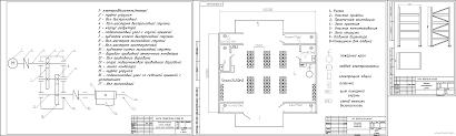 Дипломные и курсовые работы Чертежи РУ Курсовой проект Склад для хранения кондитерских изделий