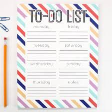 To Do List Charts Best Chore Chart Products On Wanelo