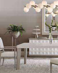 Bernhardt Axiom Dining Table with Two Leaves | Neiman Marcus
