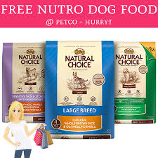 petco dog food. Interesting Food FREE Nutro Dog Food  Petco  Deal Hunting Babe Intended